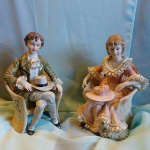 Lenwile China Ardalt Figurines #7061
